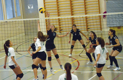 Volley-Ball Club Sainte-Croix